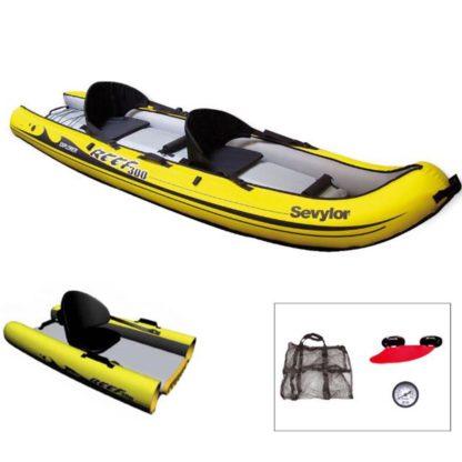 Canoa Gonfiabile Sevylor Reef 300