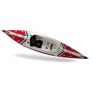Kayak Gonfiabile Jbay Zone V-Shape Mono